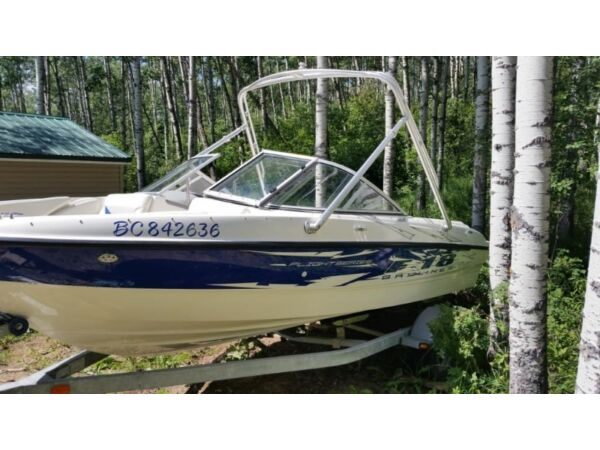 Used 2007 Bayliner 18.5
