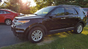 2013 Ford Explorer XLT 7 PASSANGER $0 DOWN $177 BI WEEKLY OAC