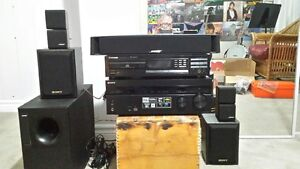 Complete Home Theatre Surround Sound System