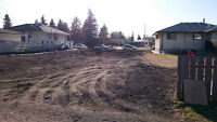 Vacant Lot in Rosslyn Area of Edmonton (13419-103 St NW)