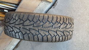 Winter Tires and Chevy Uplandander Rims