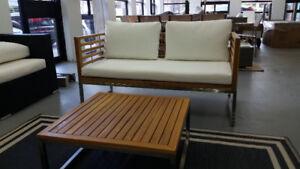 Blowout Floor Model Sale Outdoor Patio sets & Outdoor Dining set