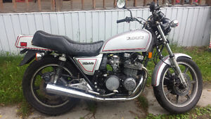 KZ750 to trade for quad/pick up