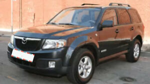 2009 Mazda Tribute AWD, LEATHER, NEW TIRES