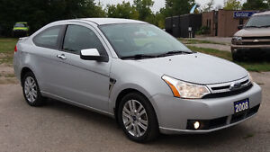 08 FORD FOCUS SES WITH MICROSOFT SYNC Cambridge Kitchener Area image 2