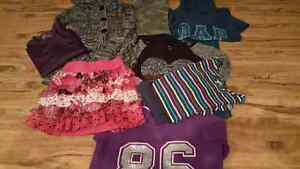 Girls size 12 clothing collection