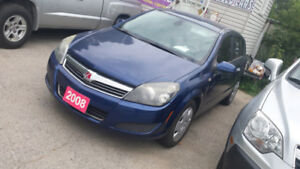 2008 saturn astra safety+3month warranty* included