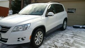 Great 2010 Comfortline VW Tiguan SUV, Panoramic Roof