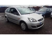 2008 FORD FIESTA 1.4 TDCi Style 3dr [Climate]