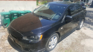 2013 Lancer, 10th Anniversary Ed. in great condition