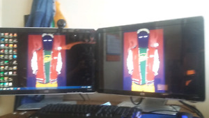 NEED FREE MONITOR WITH HDMI