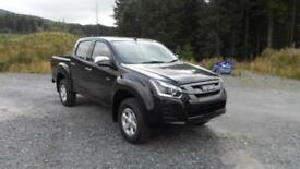 Isuzu D-Max 1.9TD 4x4 2017MY Eiger - call for a personalised qoute