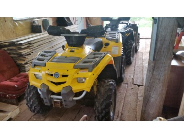 Used 2004 BRP Outlander XT