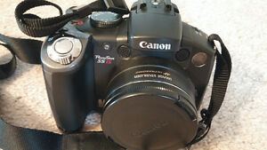 Canon PowerShot S5 IS camera 8.0mega pixels