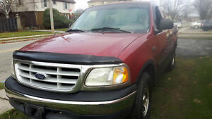 1999 Ford F-150 XL Pickup Truck SINGLE CAB ONE OWNER