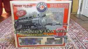 Lionel  6-30089 Pennsylvania Flyer freight set