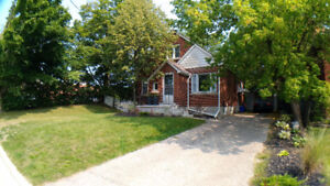 Charming Uptown Waterloo Home for Rent (3bed, 2bath)
