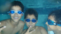 Swim Team of Marina Swim School