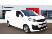 2019 Vauxhall Vivaro L2 Diesel 3100 2.0d 120PS Sportive H1 Van Van Diesel Manual