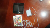 Nintendo 3ds with smash bros for sale
