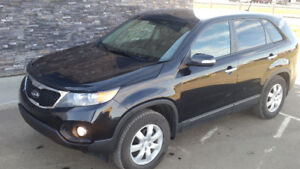 2011 Kia Sorento 108kms 6spd with warranty