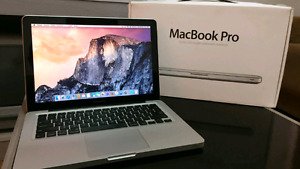 MacBook Pro 13.3 (Mint Condition!!)