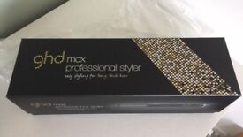 GHD Max Styler Brand New