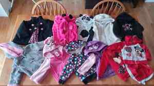 Girl clothes 12-18 months