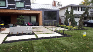 Landscape Construction General Labourer Wanted