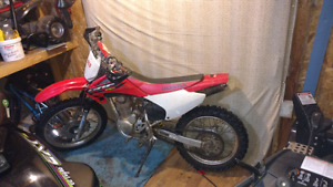 2004 Crf230f . $2000.00 firm. Bike is in Evangelin might deliver