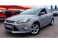 2012 Ford Focus 1.6 TDCi 115 Zetec 5dr Manual Diesel Hatchback