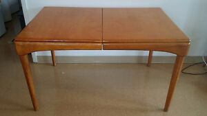 MidCentury Vintage solid wood Dining table HEYWOOD WAKEFIELD