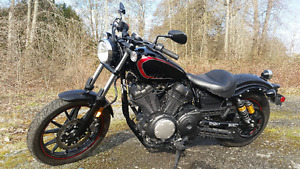 2015 Yamaha Bolt R-Spec 950