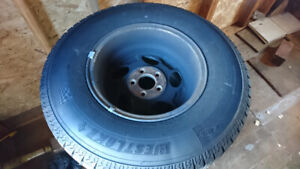Winter Tires 235/75R15 - $250