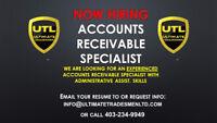Accounts Receivable / Administrative Assistant