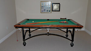 South African-Made Pool Table