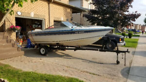 Cadorette Bowrider Boat