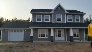 2 Brand New two story homes