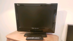 Tv multimedia with DVD player
