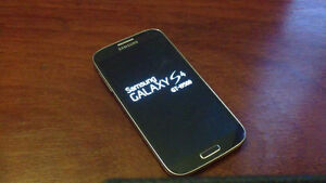 Unlocked Samsung s4 great condition