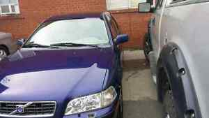 2003 volvo s40 etested certified