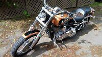 2008 Harley Davidson Super Glide Custom