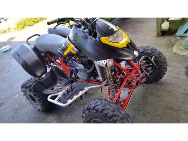 Used 2004 Bombardier Ds650 baja