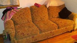 Couch.$100 obo