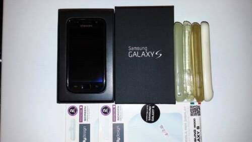 Samsung Galaxy S i9000 - 8GB (3 Batterie)