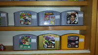 N64★Super Smash Brothers★Goldeneye★Kirby☆☆Mario Party☆
