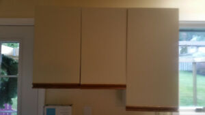 Kitchen Cabinets & Laminate Countertop