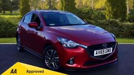 2015 Mazda 2 1.5 Sport Black II 5dr Manual Petrol Hatchback