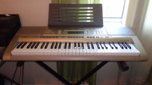 """""""Reduced$$"""" / Affordable Casio Keyboard - LK-270 NEW + Stand"""