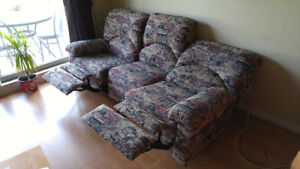 fauteuil divan sectionnel inclinable